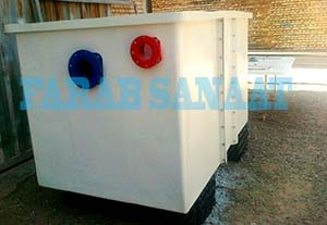 septik fiberglass - سپتیک تانک فایبرگلاس